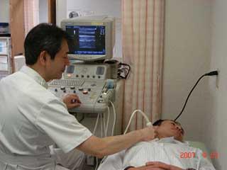 頚動脈エコー検査とは